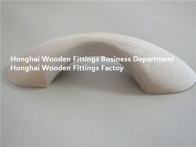 customized wooden drawer handle manufacturer for furniture