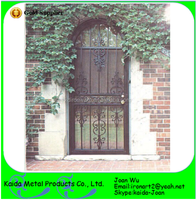 Wrought Iron Single Door Frames For Sale