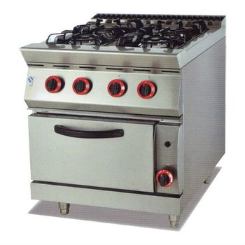 PK-JG-987A2 Industrial kitchen gas range oven cooking ranges and appliances
