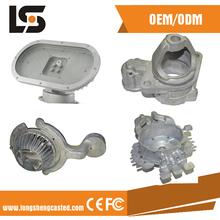 20 years professional OEM CNC aluminum die casting parts with anodizing in china factory