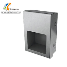Stainless steel Air fast jet bathroom hand dryer