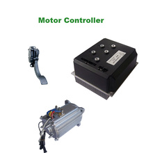 3kw Electric BLDC Motor and 48v Controller