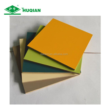 Hot sale mdf melamine board of melamine paper for mdf laminating
