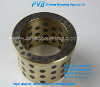 Flange Oilless Guide Bushing,SPFG-3525 Auto Machine,Solid Lubricants Oiles Bushing