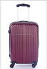 PC ABS trolly travel bag /suitcase scooter/slazenger suitcase