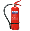 Portable 4kg ABC Dry Powder Fire Extinguisher CE Standard