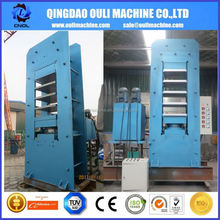 Well Known Vulcanized Rubber Injection O-Ring Molding Press Machine