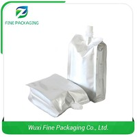 Export Oriented Factory Spout Bags Manufacturers