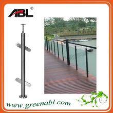 Professional stainless steel balcony models in homes