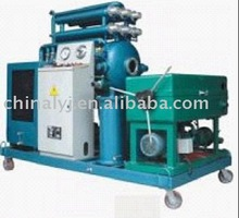 Spent Lubricanting oil Purifier machines