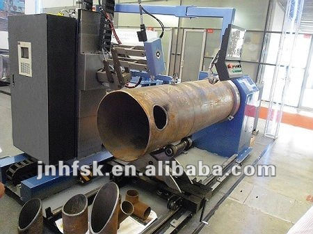 cnc steel pipe profile cutting machine