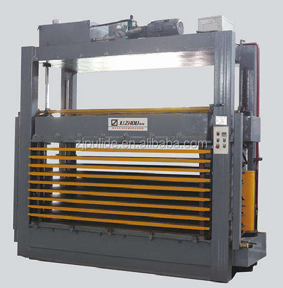 Good hot plate hydraulic press for sale