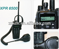 XPR 6500 digital portable two way radio,car walkie talkie