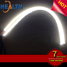 12V best quality led flexible daytime running lights led daylight white and sequential led drl