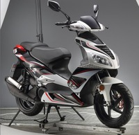 Ariic eec 50cc 2 stroke gas scooter eec approved best cheap fasion sport model VIRON