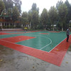 PP sports fields and facilities factory produce pp interlock flooring