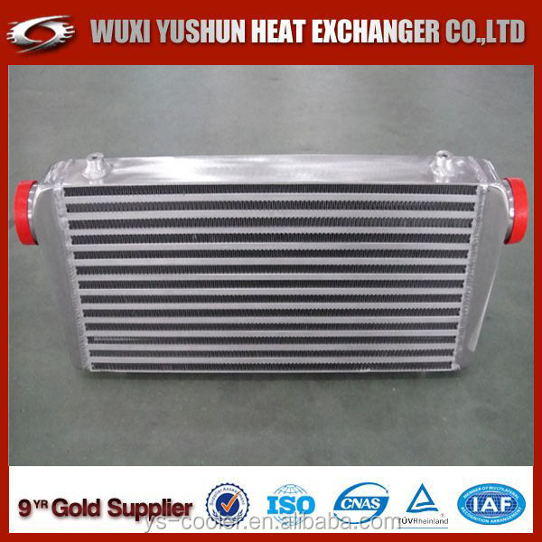 Turbo Front Mount Universal Intercooler