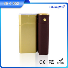 4400mah Universal Power bank rechargable with Cigarette Lighter and flashlight