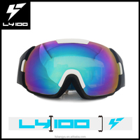Hot Sell OTG Anti-fog Ski Snow Goggles