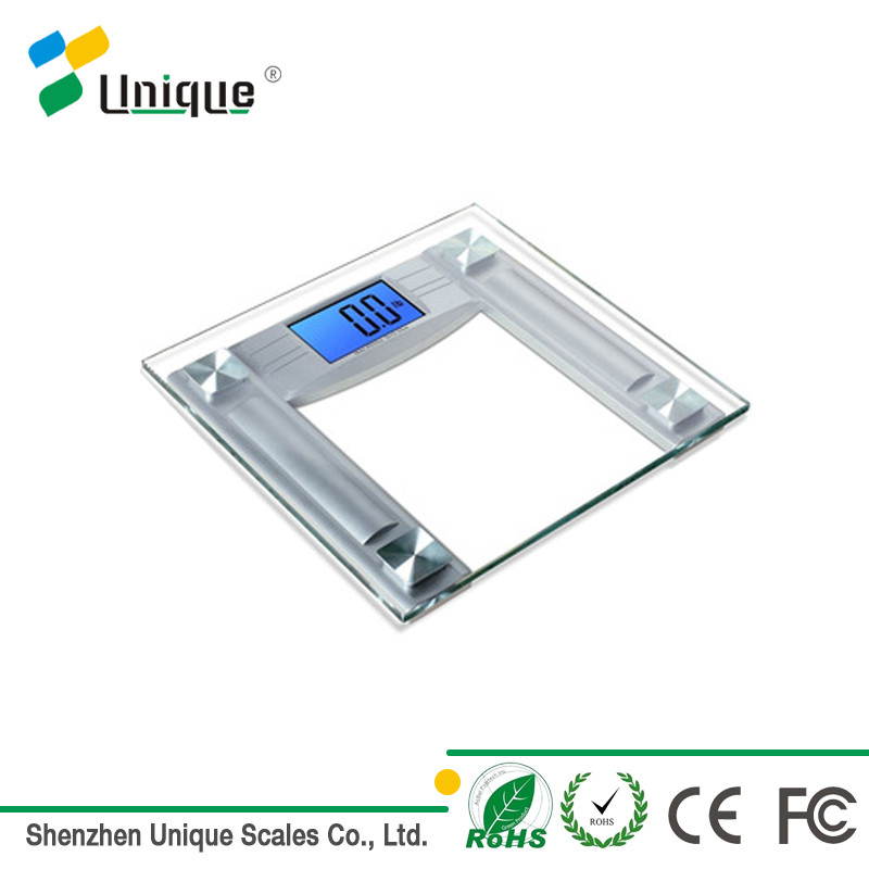 Unique Android iOS ipad phone free APP connected cellphone digital bathroom weight scale