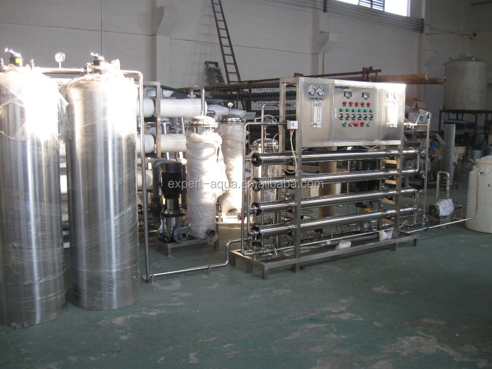ro system water filter machine