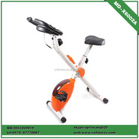 magnetic bicycle trainer,magnetic exercise bike,upright folding exercise bike
