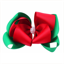 Handmade best selling Christmas decorative bows for hair