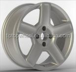 High quality rims wheels 16 inch 4x108 wheel rim for PEUGEOT alloy wheel