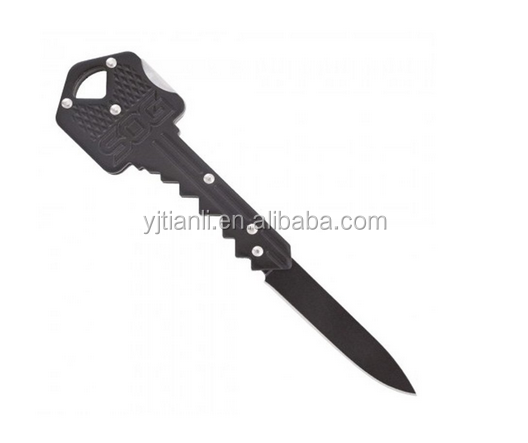 hot sell high quality Keychain Shaped Folding Pocket Knife