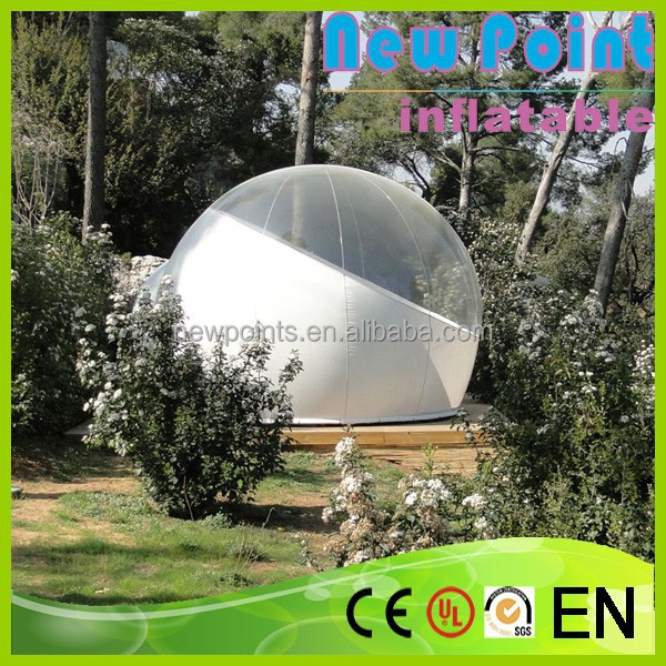 New Point hot sale inflatable tent, small inflatable tent