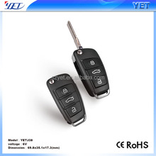 Auto remote control code grabbers and remote keyless entry YETJ38