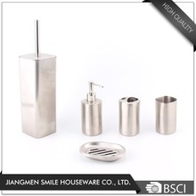 Luxury Full Set Sanitary Wares 5 Pcs Hotel Bathroom Set