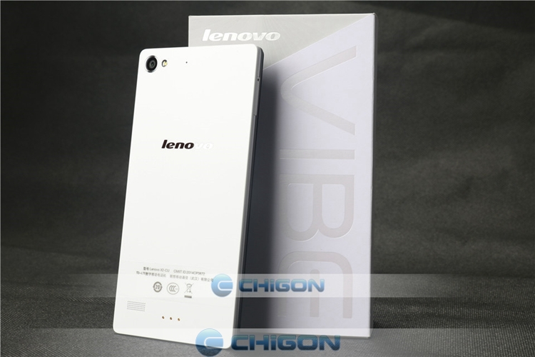 5 inch 2GB+32GB GPS Bluetooth WIFI 4G LTE Lenovo VIBE X2 mobile phone dual sim with russian language