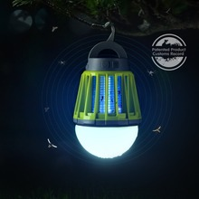 2017 Innovative Product Ideas Portable UV Insect Mosquito Killer LED Zapper Light Bulb