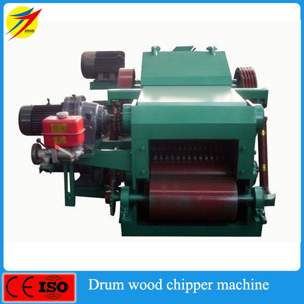 China Supplier Drum Wood Chipper Machine With Cheap Price For ...