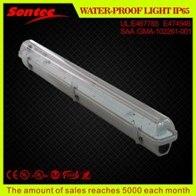 Factory outlet 1200mm explosion proof IP65 T8 light fitting