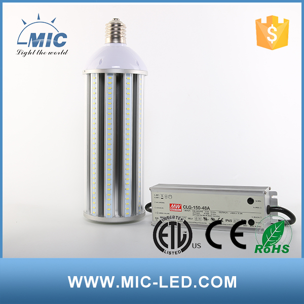 dlc e40 120w led corn lamp with high power