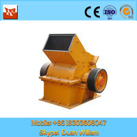 Best quality tiny hammer crusher 10-15mm adjustment range of discharge port stone crusher