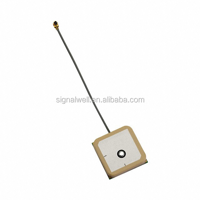 Active High Gain 25mm GPS Patch Antenna with UFL/IPEX connector