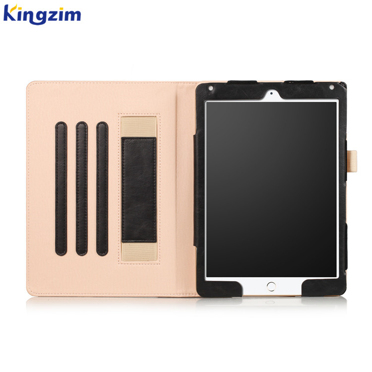 Soft Wallet Leather Smart Case for 2017 iPad 9.7 inch/ air /air 2