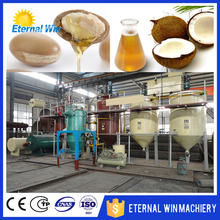 Crude cooking oil refining plant small scale oil refinery