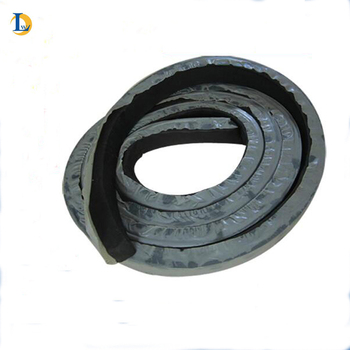 rubber waterproof water stop bentonite Steel-edged water stop in high efficiency waterproof