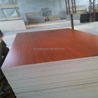 two sided melamine faced chipboard 18mm