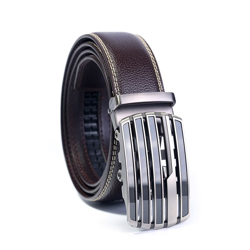 Fashion Custom Embossed Men Genuine Leather <strong>Belts</strong>