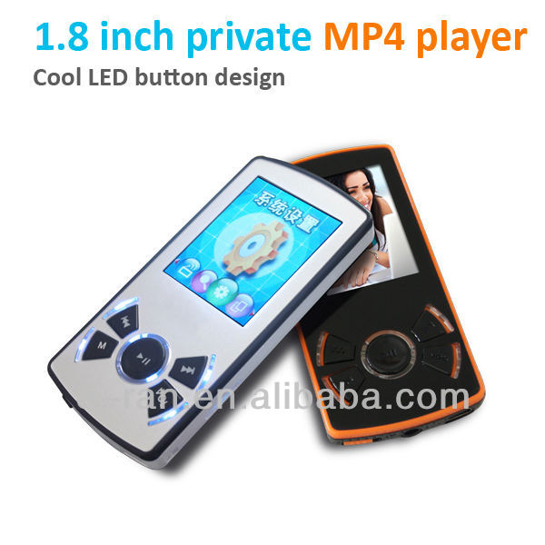 Cheap and hot salling Private MP4 player