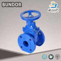 Chain Wheel Manual Flange Gate Valve Manufacturers