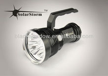 Solarstorm SP03 emergency searchlight high power long distance flashlight