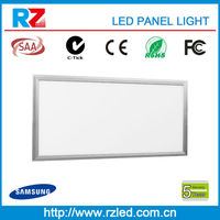 SAA C-tick CE RoHS Approval 4000K 80CRI Square panel lights 48W led surface panel light 1x4 Dimmable panel led grow light