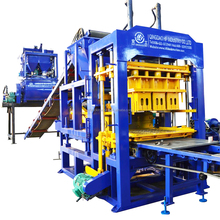 QT6-15 block making machine suppliers in south africa
