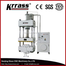 Y27 Four Column hydraulic press 315 Tons Deep Drawing Hydraulic Press Machine for Stainless Steel Kitchen Sink